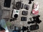 GoPro Hero 3+ Black Edition + Extra's