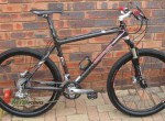 WHEELER 26' full carbon MTB