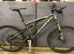 Scott mtb bicycle