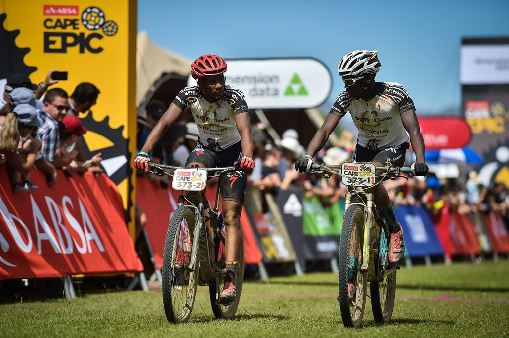 songo.info Riders Reflect on the 2017 Absa Cape Epic