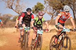 Mix it with the pros at Sondela MTB Classic