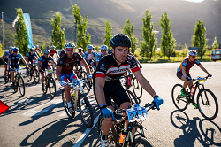 Mountain bikers set for ultimate alumni challenge