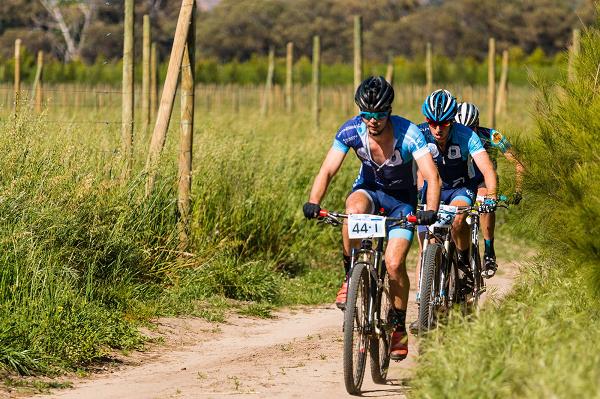 Varsity mountain bike race venue fit for connoisseurs