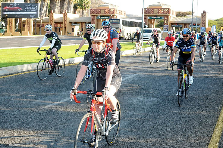 Cycle4Cansa prepares for 20th anniversary