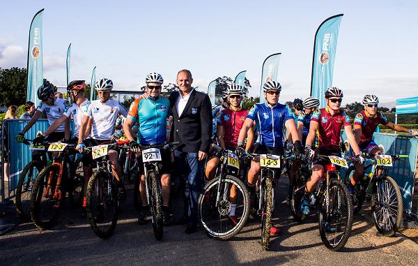 Varsity MTB Challenge for everyone, says Francois Pienaar
