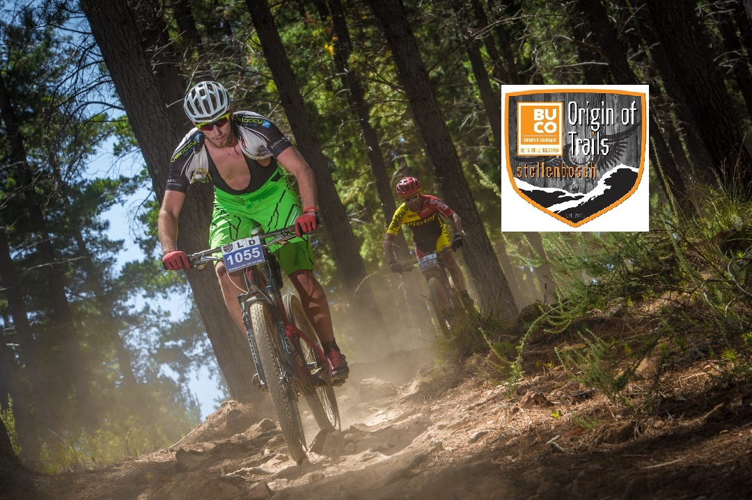 Single track heaven continues on Stage Two of BUCO Origin Of Trails
