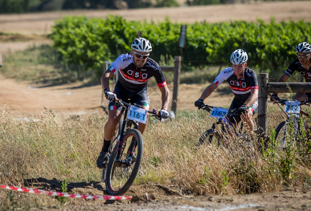 Seyffert, Kachelhoffer rekindle partnership for Paarl race