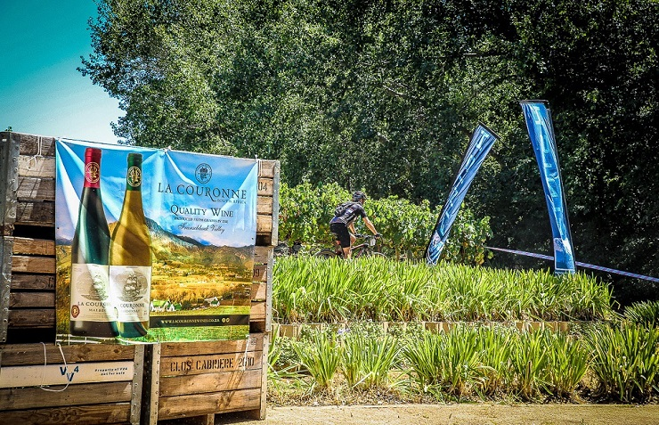 TransCape riders to sample La Couronne wines