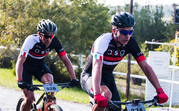 Kruger, Marais set early pace in TransCape