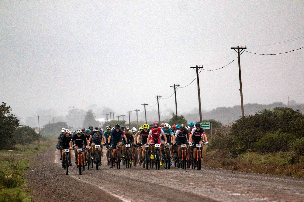 South Africans win thrilling duel in TransCape