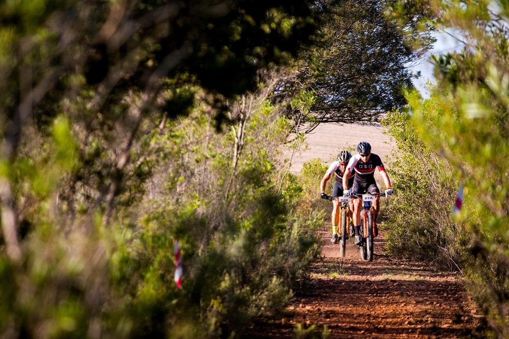 Attacking plan pays off for TransCape leaders