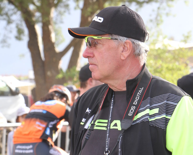 European HEAD owner impressed with SA cycling culture