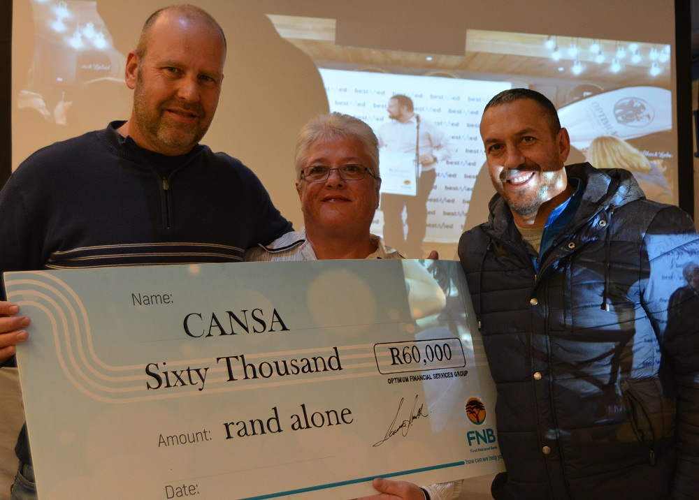 Financial gurus throw weight behind Cycle4Cansa