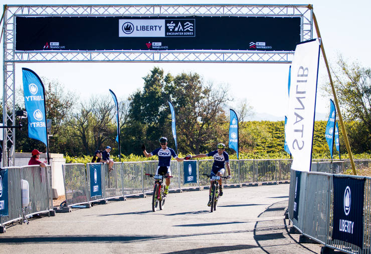 Heyns, Du Toit crowned Winelands Encounter champs