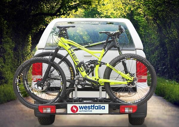 Quality bike carrier heading to SA