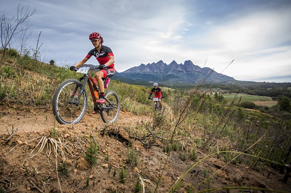 Luthi adds lustre to Great Zuurberg Trek