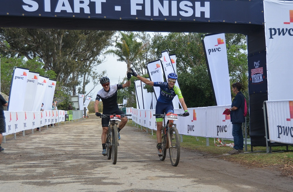 Hill, Bester set the early pace at Zuurberg