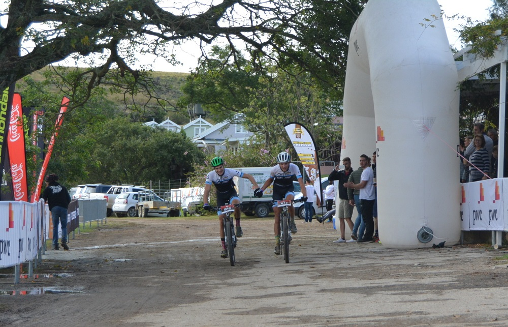 Plett pair seize the moment to win at Zuurberg