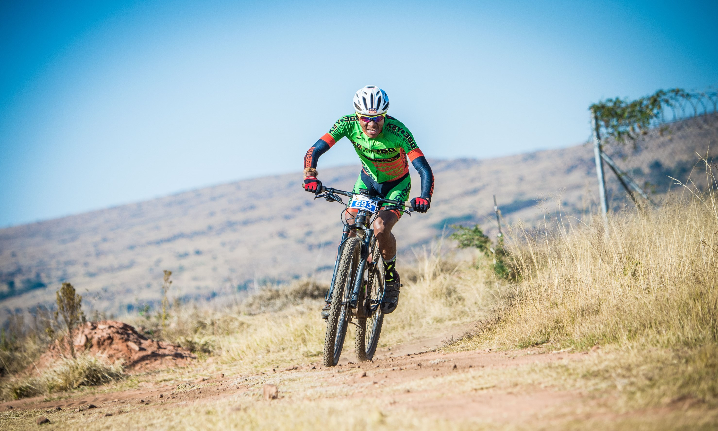 Sebona ready for title defence at FNB Magalies Monster
