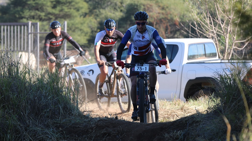 Makeshift pair dominate Waterberg MTB Encounter
