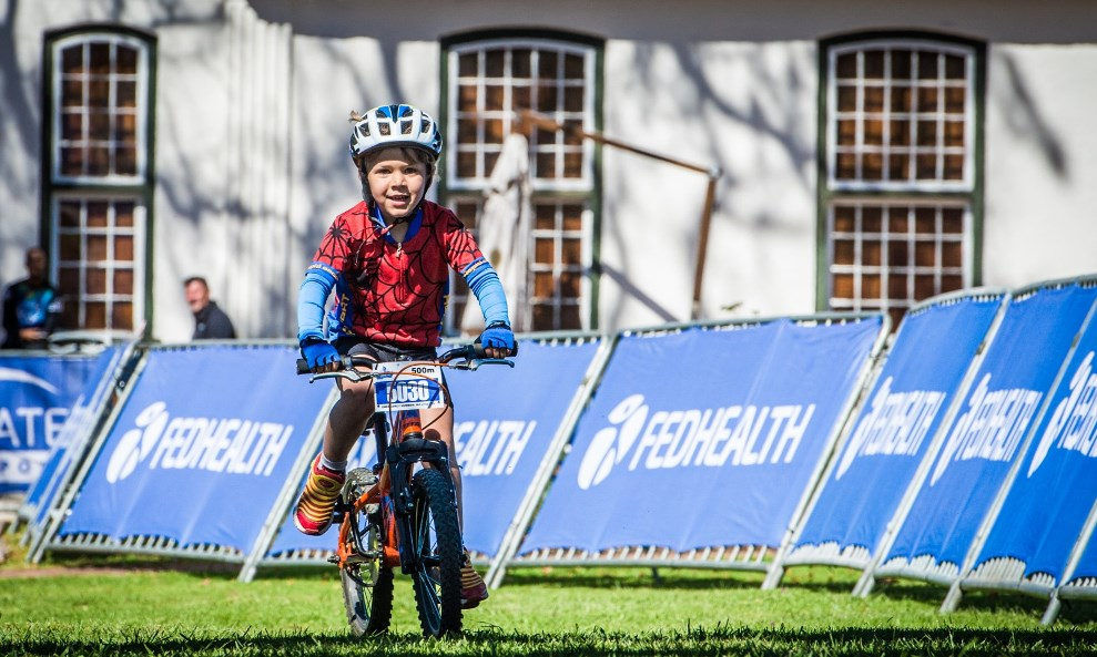 Junior mountain bikers in for a treat at Fedhealth MTB Challenge