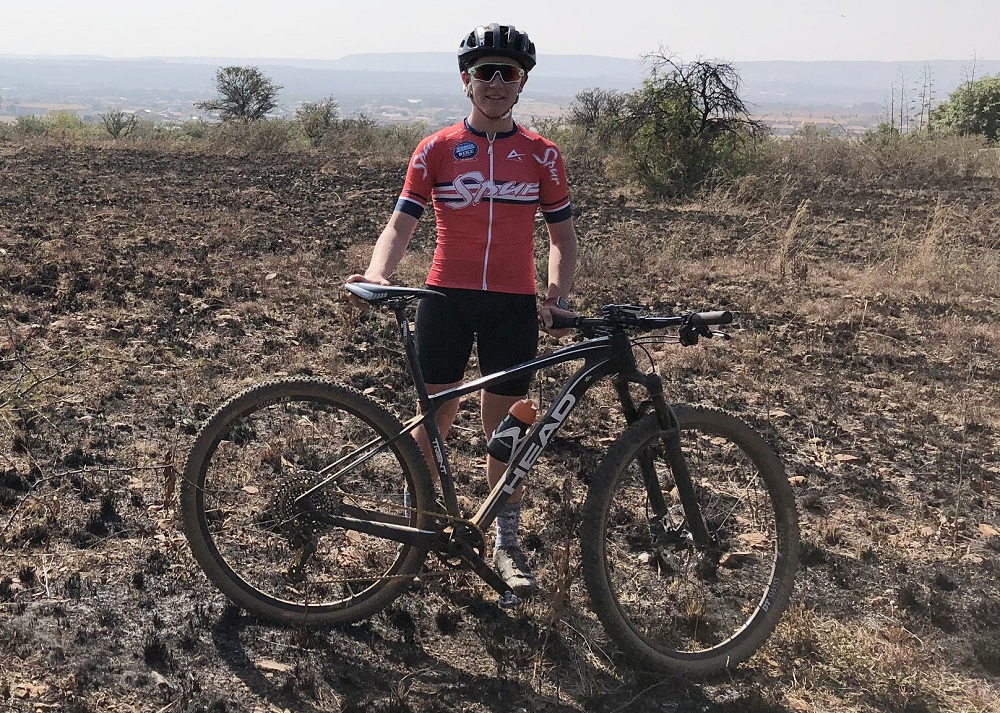 Teen cycling star thrilled with ambassador role