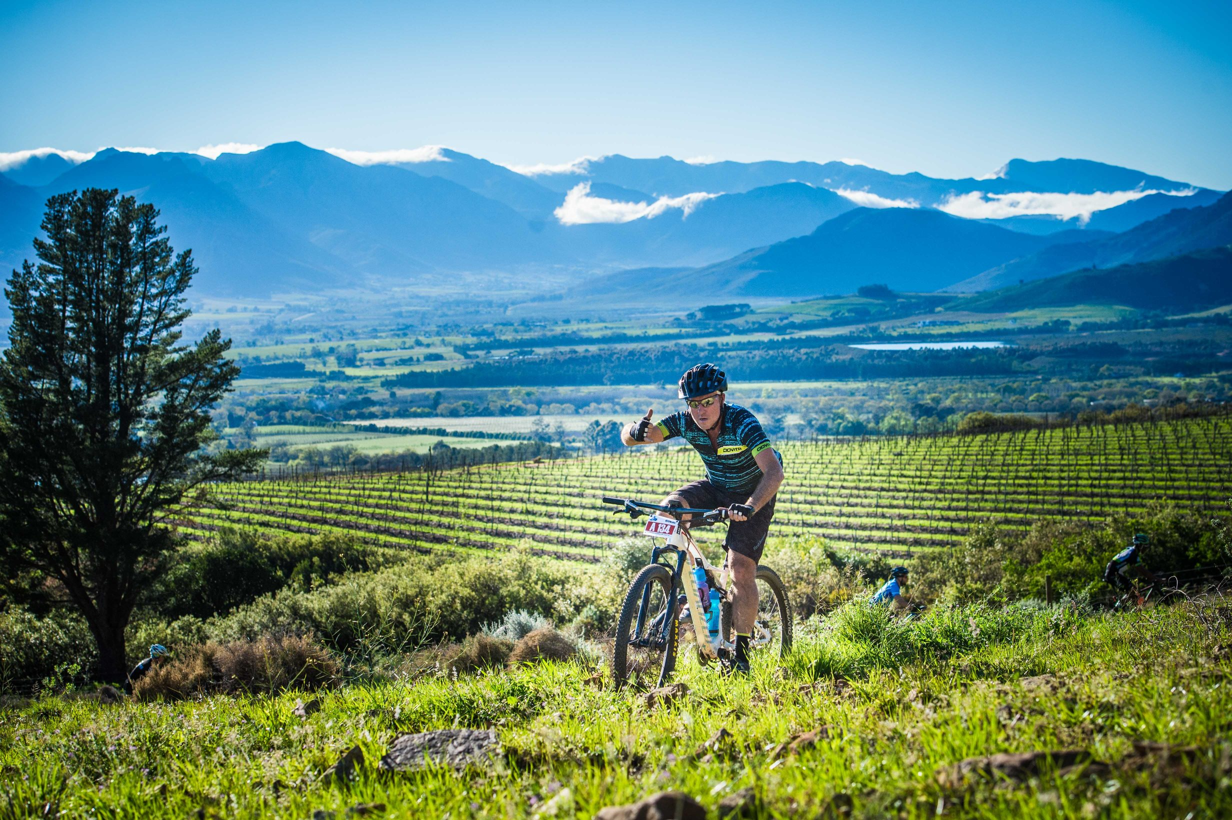 Two R10 000 Specialized gift vouchers up for grabs at Fedhealth MTB Challenge