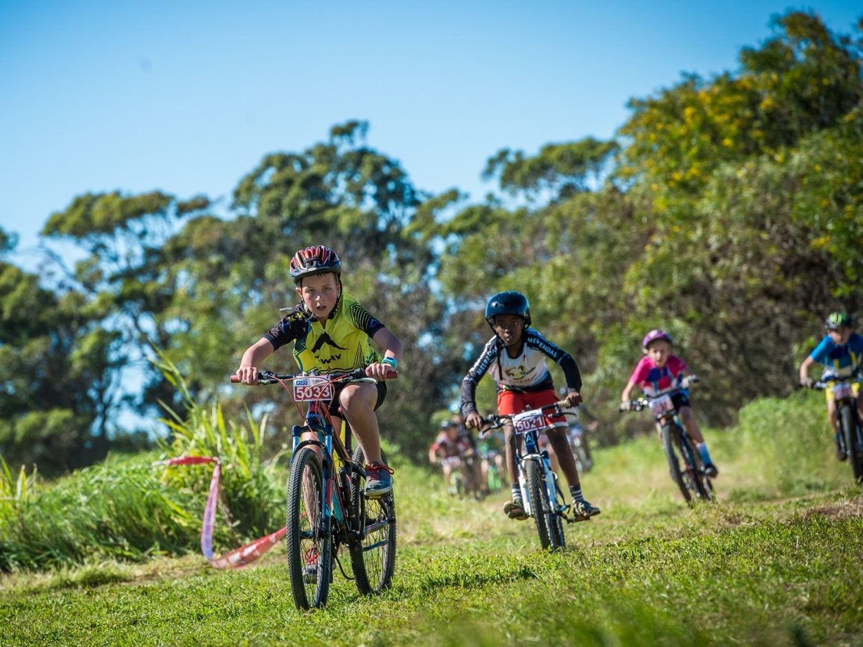 10km Fun Ride introduced to Origin Of Trails MTB Experience