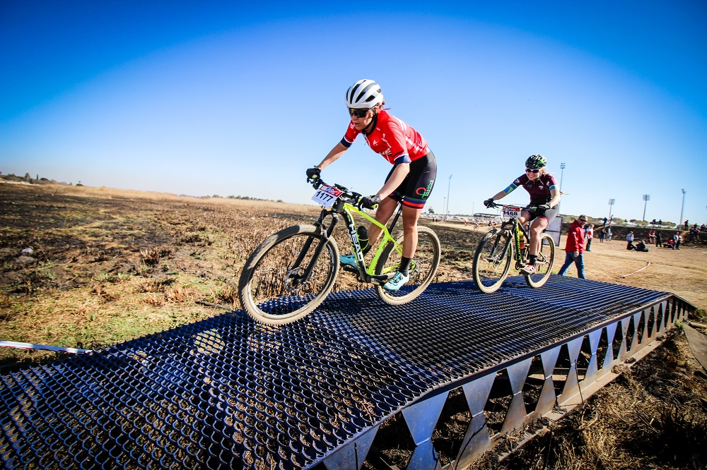 Talented young Pretoria cyclist excited at new role