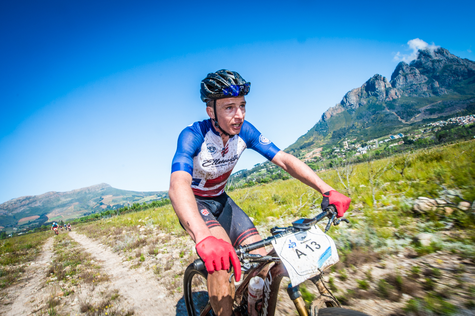 Kruger, McDougall crowned Fedhealth MTB Challenge Champions