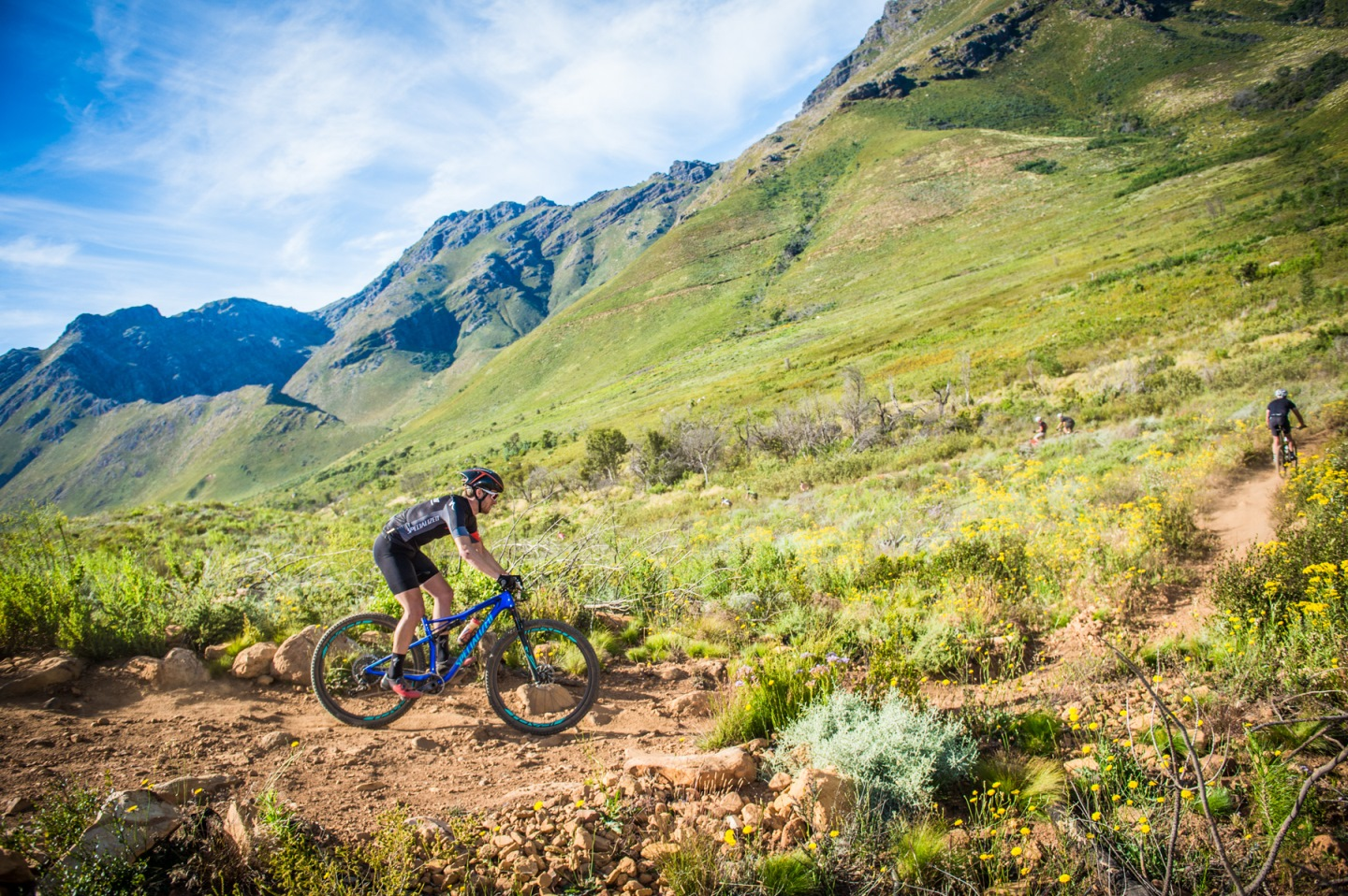 Rekindle your love for mountain biking at the Origin Of Trails MTB Experience