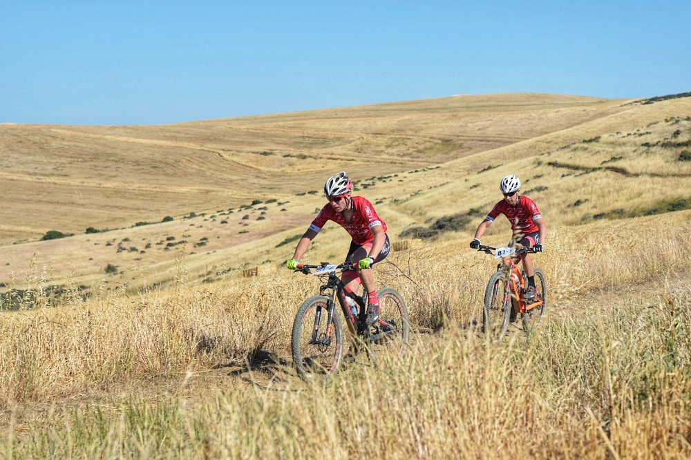 Polish pair clinch Sanlam MTB title