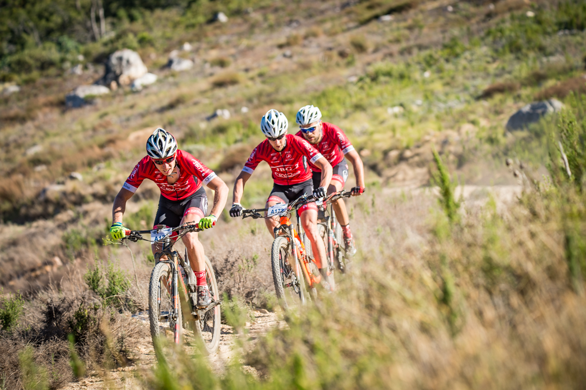 Stellenbosch MTB trails shine during Stage One of Origin Of Trails MTB Experience