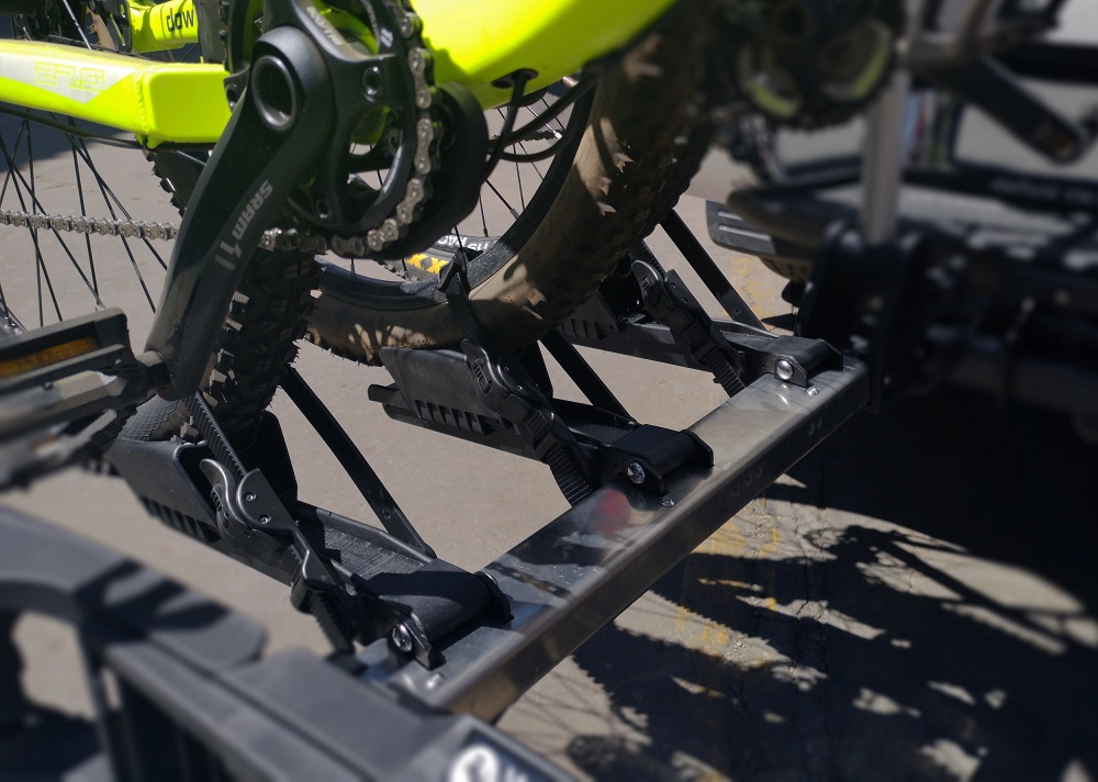 Westfalia three-bike rack a hit among SA cyclists