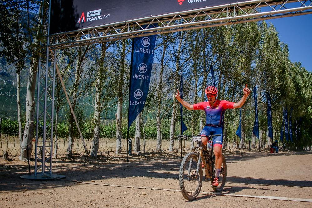 Rustenburg pair claim first TransCape MTB title