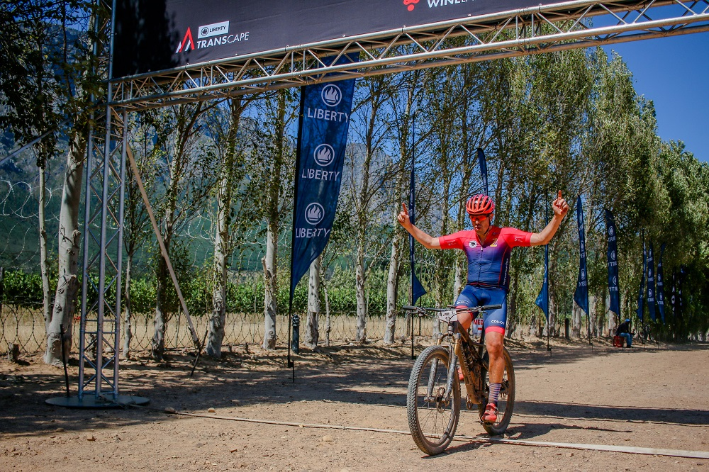 Rustenburg pair claim first TransCape MTB title