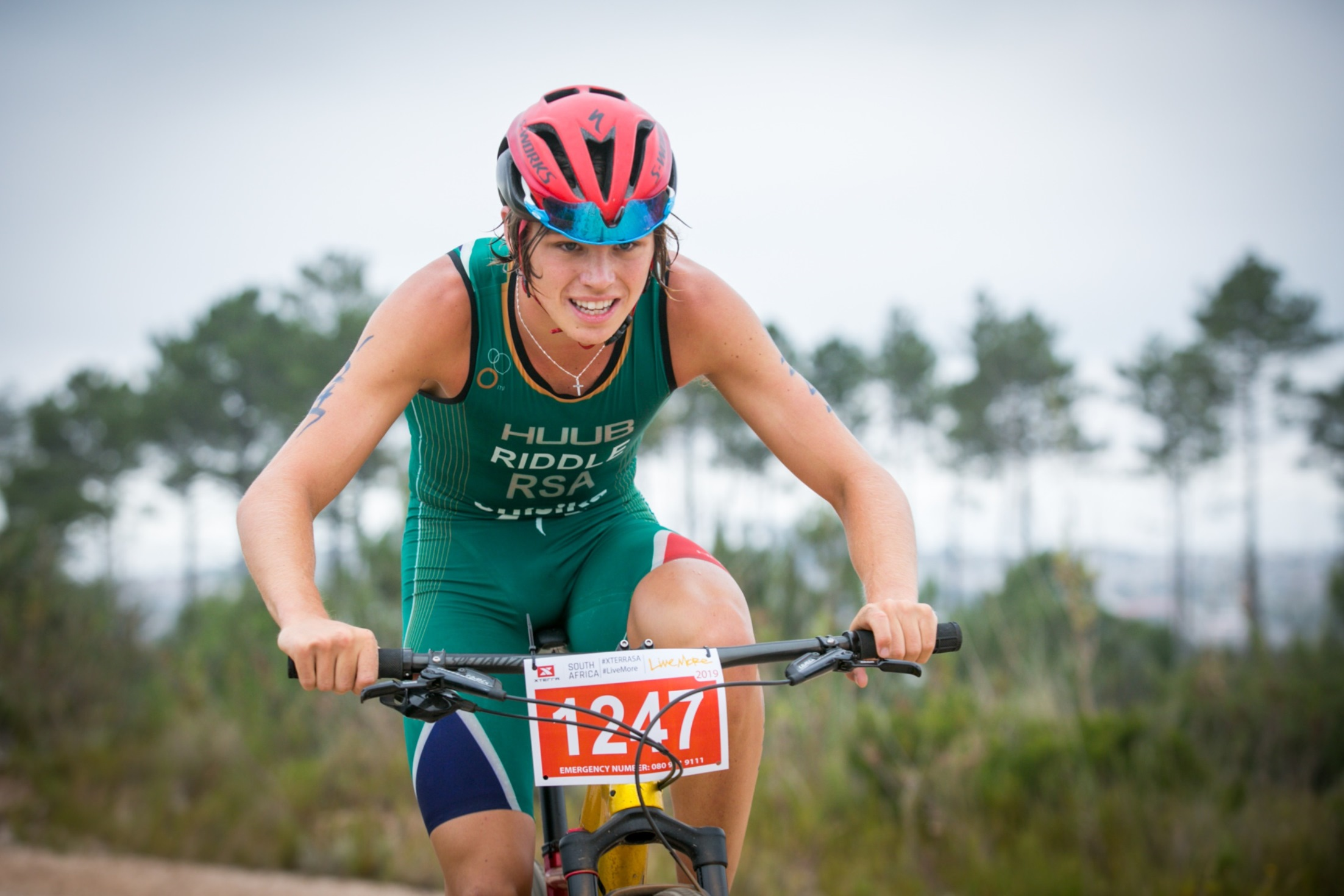 Riddle, Detering clinch XTERRA Lite victories in Grabouw
