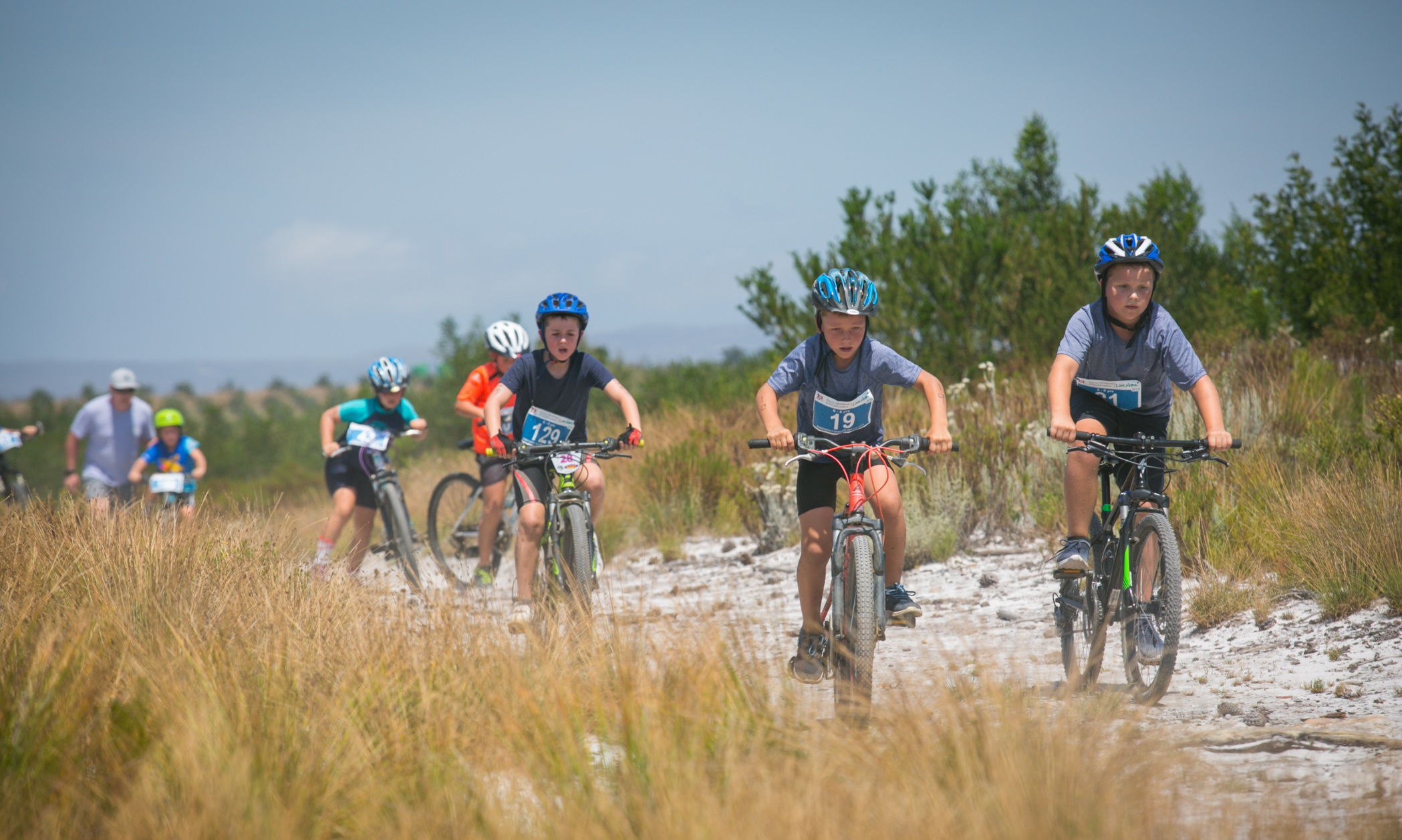 Junior adventure seekers in the limelight at XTERRA Kids Race
