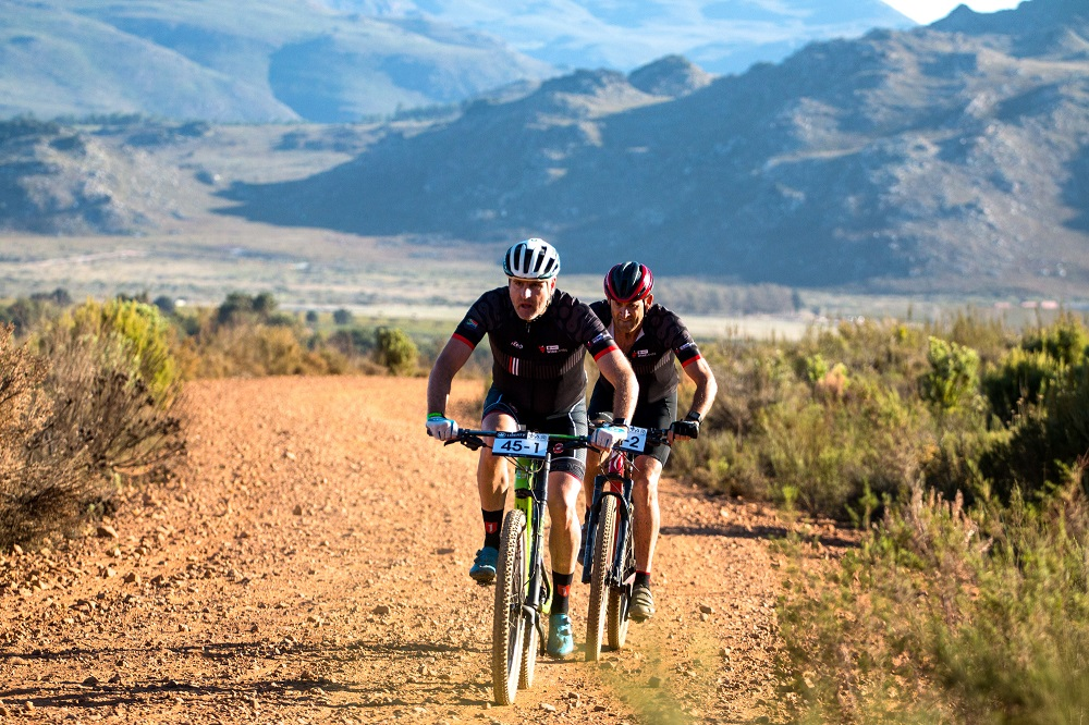 Perfect mix for Winelands Encounter route