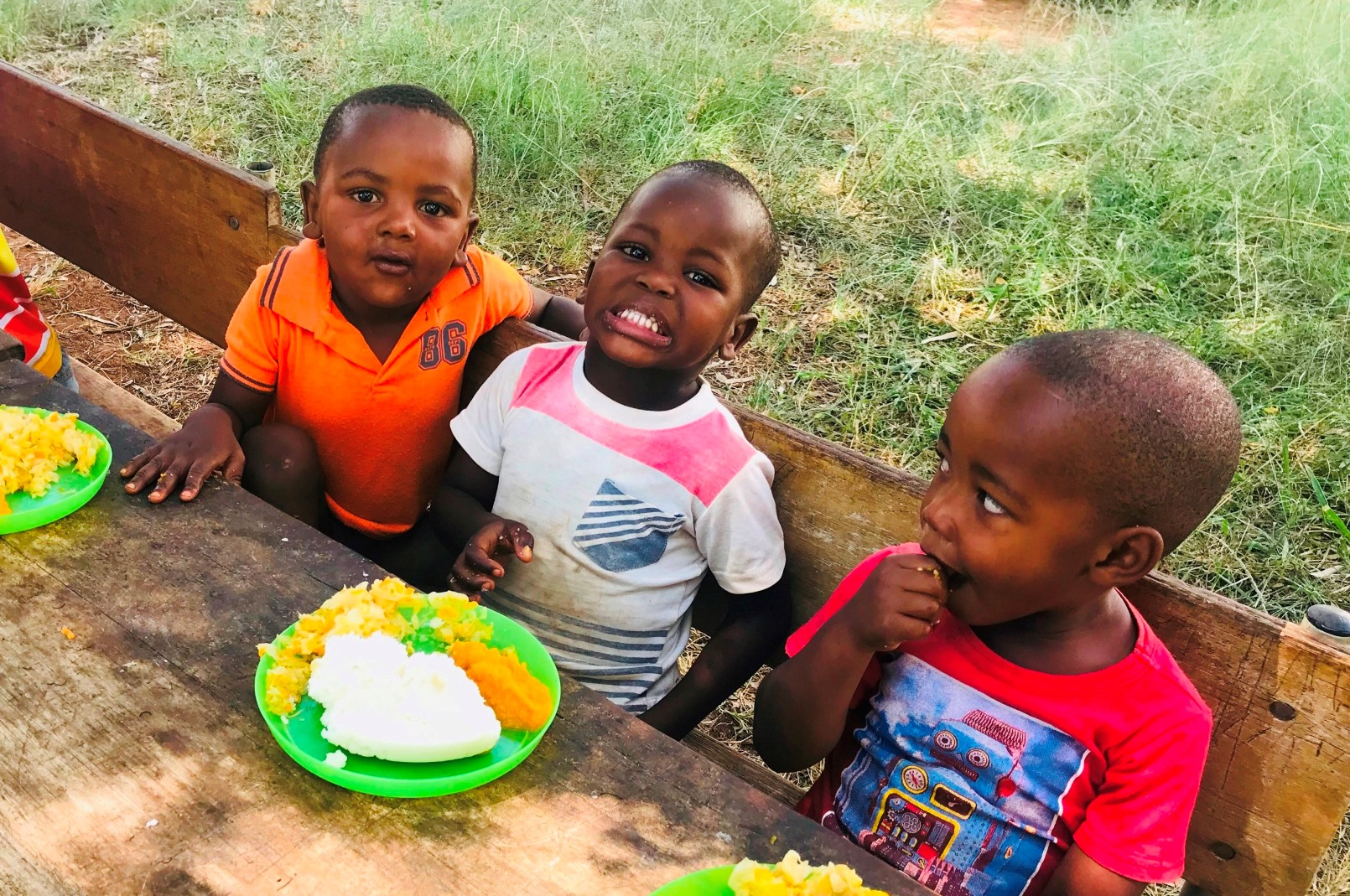FNB Magalies Monster MTB Classic supports Tswelelang Early Learning Day Care Centre