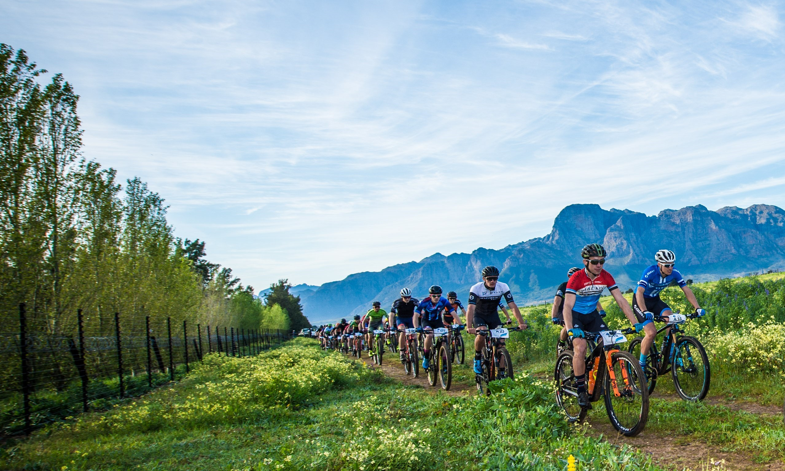 Entries open for 5th annual Fedhealth MTB Challenge