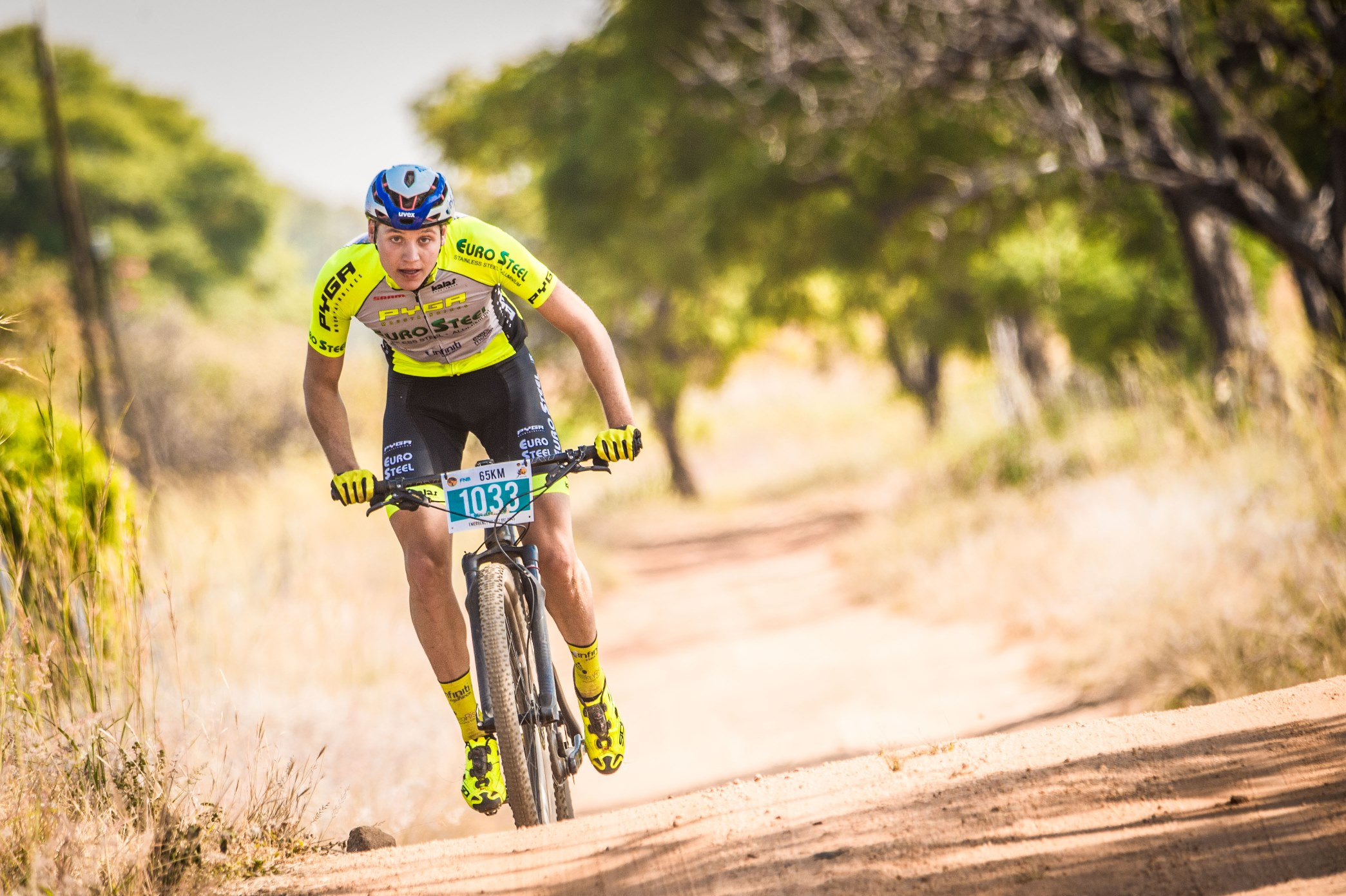 Du Toit, Strydom slay the FNB Magalies Monster MTB Classic