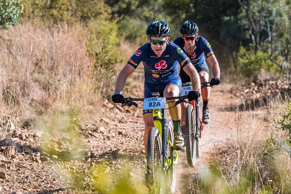 Pretoria pair win Waterberg Encounter on debut