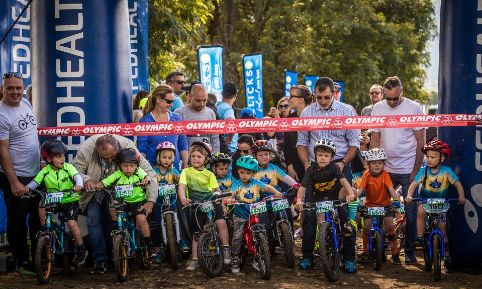 Junior mountain bikers set to shine at Fedhealth MTB Challenge Kids Event