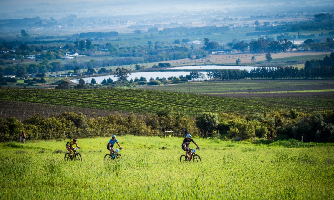 Fedhealth MTB Challenge proudly supports the Stellenbosch Trail Fund
