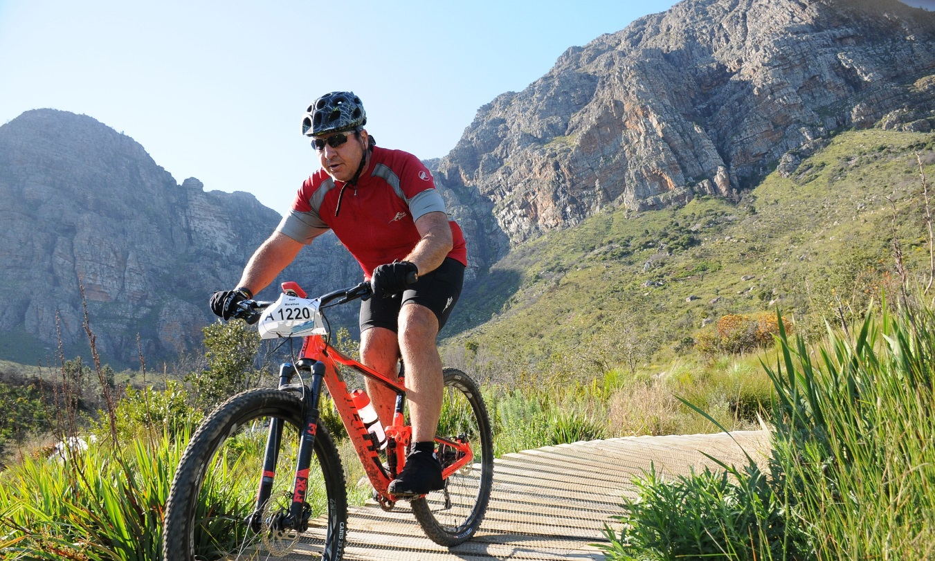 Gauteng based mountain biker reminisces about his first Fedhealth MTB Challenge experience