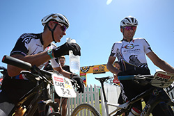 Sauser & Kulhavý Off To Positive Start at Absa Cape Epic