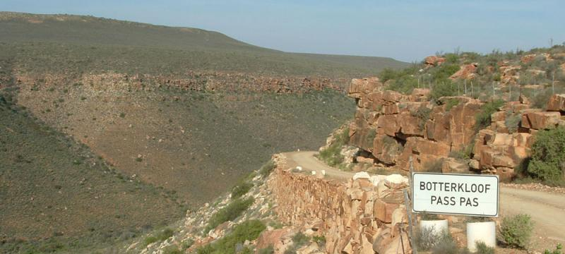 Oorlogskloof Nature Reserve